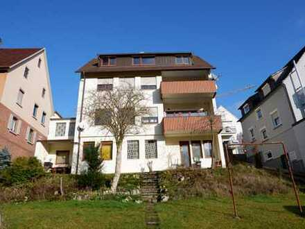 Renovierte 2,5-3 Zimmer Wohnung mit Einbauküche, kein Balkon in 71134 Aidlingen, Warmmiete ca.715€