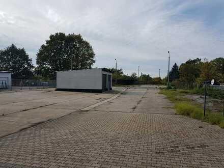 Gewerbefläche Grundstück Lagerplatz Halle Freifläche Stellplatz Wohnmobil Boot Gewerbegrundstück