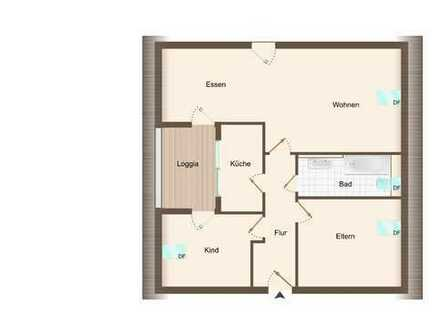 *Kapitalanleger aufgepasst** 3 Zimmer-Dachgeschosswohnung steht zum Verkauf