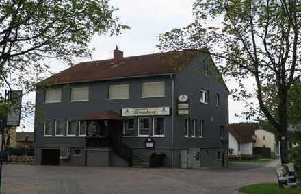 Landgasthof mit Biergarten - komplett eingerichtet