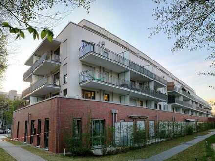Münchner Norden ! Klasse 3 Zi. Whg. mit Balkon in prima Wohnanlage