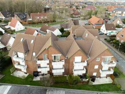 Großzügige 3-Zimmer Wohnung mit 2 Balkonen im Zentrum auf Eigenland