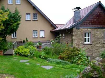 Parterre mit Balkon - Modernste Technik in histor.Mauern - Erdwärmeheizung -