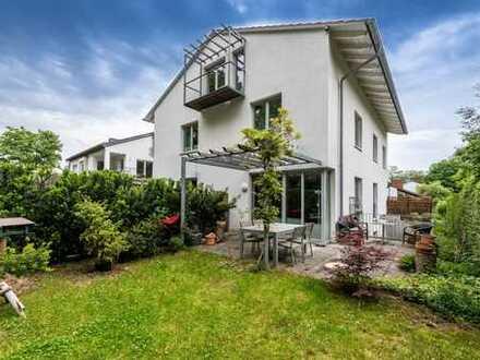 Moderne Doppelhaushälfte zum Selbstbezug!