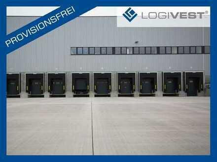 Provisionsfrei ! Projektierter Neubau einer Logistik-und Lagerhalle an der A 27