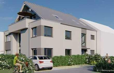Heute schon wissen, wo in Zukunft Ihr Zuhause ist. Erstbezug Dachgeschoss-Wohnung in Mainaschaff
