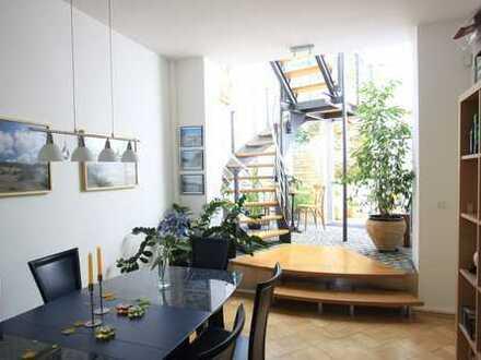 Exklusive Maisonette-Wohnung im Briller Viertel