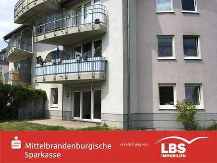 Schmuckstück / Erdgeschosswohnung / Große Terrasse