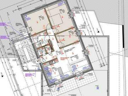 4-Zimmer-Wohnung in Denkingen mit einmaliger Aussicht mit gehobener Ausstattung