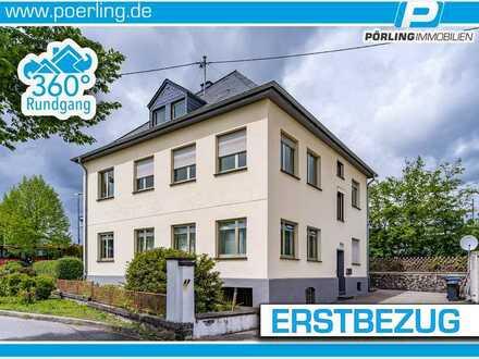 TOP sanierte Wohnung mit Garage + ERSTBEZUG + großzügig geschnitten + 5 Zimmer