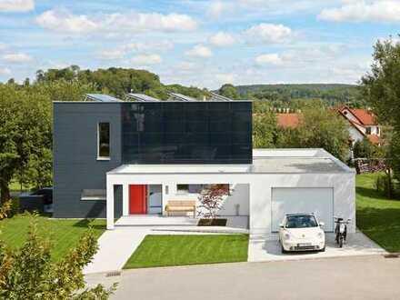 Neubau! Exklusives Architektenhaus in begehrter Lage von Sülldorf