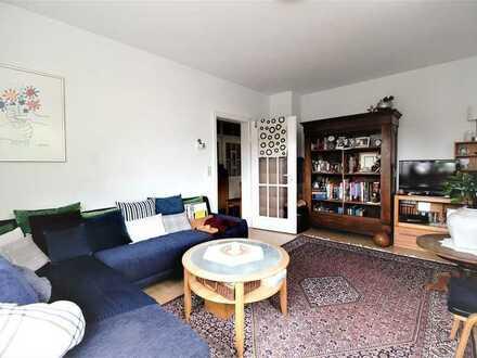 Gepflegte 3-Zimmer-Wohnung mit Balkon und Einbauküche in Bruchsal-Untergrombach