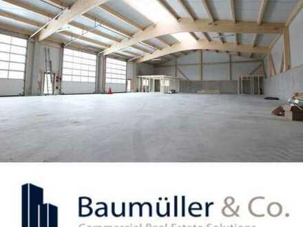 8.000 m² Logistikfläche - Nähe BAB 6 -