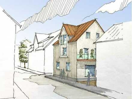 -Neubau- Helle, moderne Maisonette Wohnung im Zweifamilienhaus!