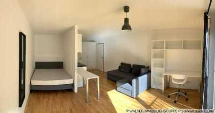 Stylisches Apartment für Studenten & Azubis * inkl. moderner Pantryküche & Kleiderschrank *
