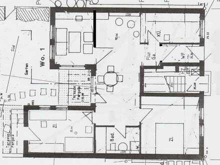 Attraktive 4-Raum-Wohnung in Nauen