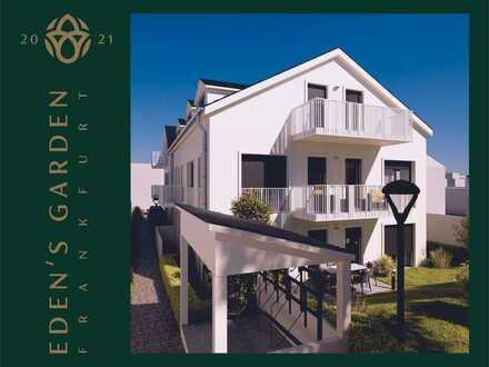 4-Zimmer-Wohnung mit Gartenoase - NEUBAU - Direkt vom Bauherr