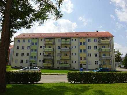 zentrumsnahe 2-Zimmer-Wohnung mit Balkon