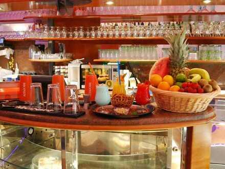 Eiscafe+ Restaurant+ Pizzeria+Cocktailbar zzgl. Optionsflächen 1 Jahr reduzierte Miete!!