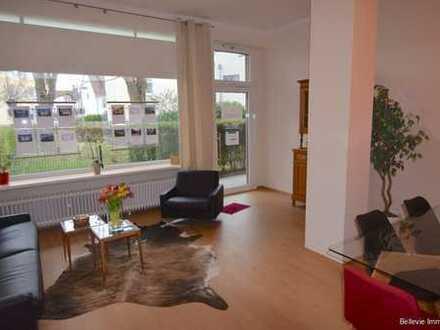 Laden / Büro neu saniert mit Schaufenster und Stellplatz in zentraler Lage von Bad Soden