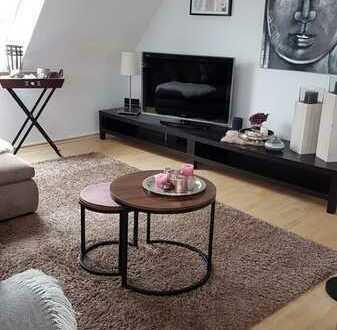 Bezahlbare modernisierte Dachgechoßwohnung in Heisingen!