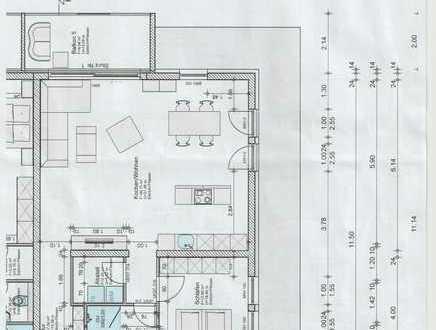 Neuwertige 2-Zimmer-Wohnung mit Balkon in Haslach im Kinzigtal