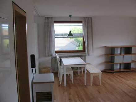 möbliertes Appartement mit großem Südbalkon