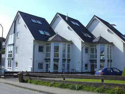 Maisonette-Wohnung am Bach, Erdgeschoss und Gartengeschoss, zentrumsnah