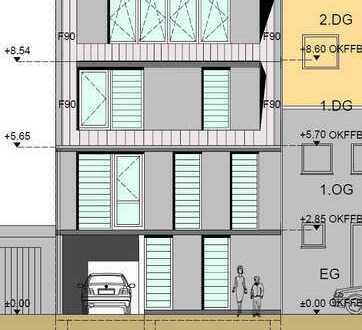 Grundstück für 3-Familienhaus als Neubauprojekt!