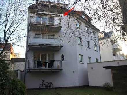 Interessante 3 Zimmer Eigentumswohnung mit Garagenstellplatz (Hubbühne) in Findorff