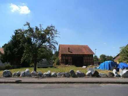 Wohnen nahe dem idyllischen Werratal - vielseitiges Baugrundstück/Oberellen