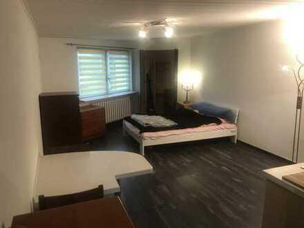 Exklusive, gepflegte 1,5-Zimmer Terrassenwohnung voll möbliert & Einbauküche in Wandlitz