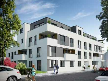 Moderne 3,5 Zimmer Wohnung mit Loggia