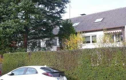Germering, ruhig gelegenes Reihenmittelhaus mit Südgarten