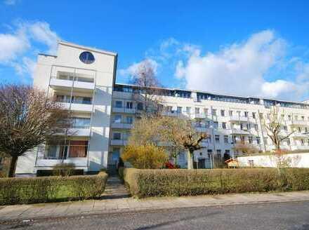 Für Sonnenliebhaber - Helle Penthouse-Wohnung in Südausrichtung mit großer Dachterrasse