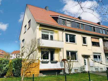Aumund! 3 Zimmer-Eigentumswohnung mit Balkon in familienfreundlicher Wohnlage!