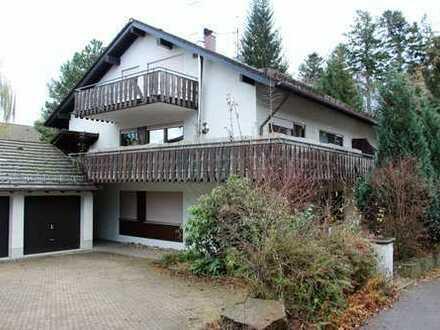 Ruhige und helle Zweizimmerwohnung - Gartenzugang Bad Wildbad/Sommerberg