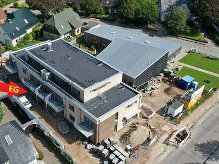 Schöne Neubauwohnung mit großer Terrasse (Whg. 4)