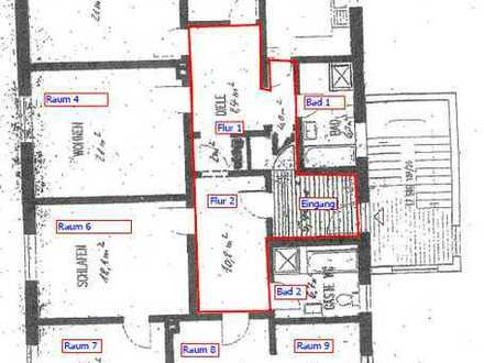 Attraktive 7-Zimmer-Wohnung in Bielefeld