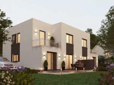 Zweifamilienhaus massiv individuell innovativ