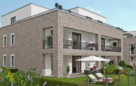 Sonnige und barrierearme 3-Zimmer-Neubau-ETW
