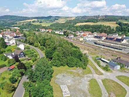 HERBST-AUKTION 2021: Teil eines ehemaligen Bahnbetriebswerkes