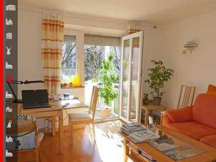 Kapitalanlage mit solidem Mieter! Helle, renovierte 2,5-Zimmer-Wohnung in ruhiger Wohnlage
