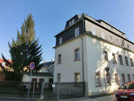 **Schöne 3-Raum-Wohnung in Burgstädt**