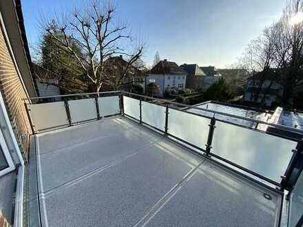 **Erstbezug nach Sanierung! Schöne 2-Zi.Wohnung mit Balkon in Innenstadtnähe**