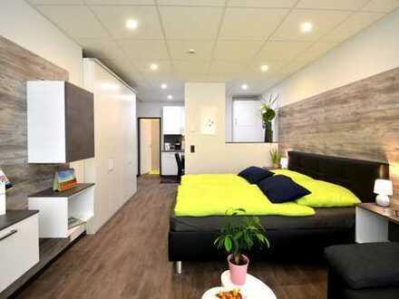 JETZT BUCHEN - möblierte Wohnung, zentrale Lage, Mitten im Offenbacher Zentrum - NEU
