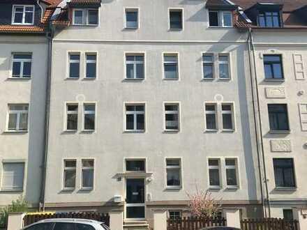 +++ruhig, hell, renoviert - 2 Raum-Wohnung mit Balkon und Einbauküche+++