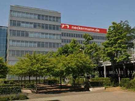 Skyline-Offices im ehemaligen Neckermann-Areal zu mieten