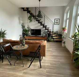 Schöne und helle 2,5-Zimmer Maisonette-Wohnung