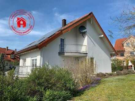 360° Tour Attraktives Einfamilienhaus mit ELW  in bevorzugter Lage von Tauberbischofsheim